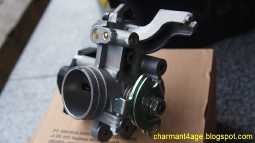 Throttle Body Vixion 28mm!