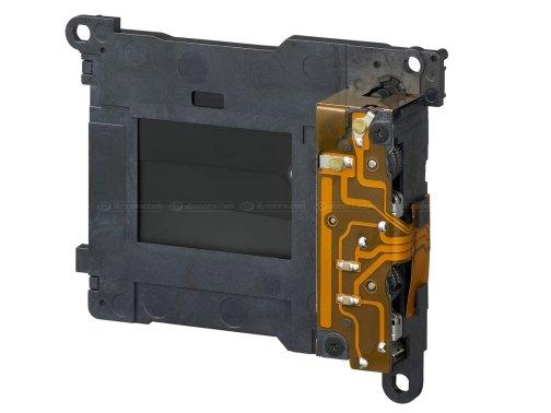 Ini nih shutter unit, kotakan item gede ditengah itu yang digetok