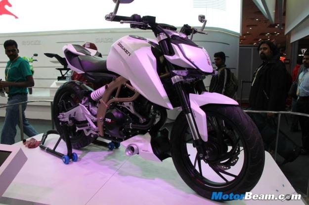 TVS BMW Draken