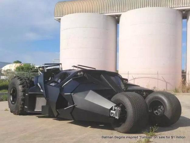 Mobil Betmen!