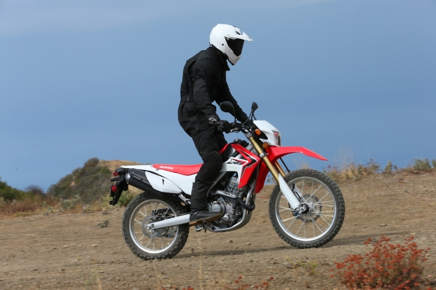 CRF 250L, From: Rideapart.com