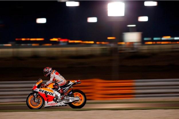 MotoGP FP1 Qatar 2014